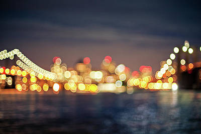 Photograph - Dumbo In Bokeh by Ricowde