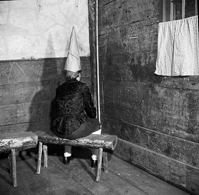 Photograph - Dunce by Orlando