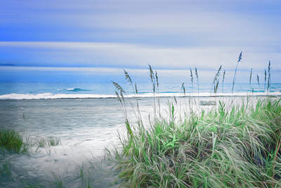 Photograph - Dune Dreams Morning Softness by Debra and Dave Vanderlaan
