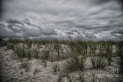 Photograph - Dunes Day by Judy Hall-Folde