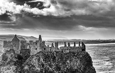 Photograph - Dunluce Castle by Jim Orr