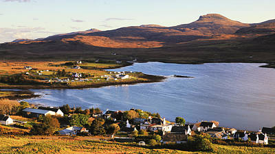 Photograph - Dunvegan Evening by Nicholas Blackwell
