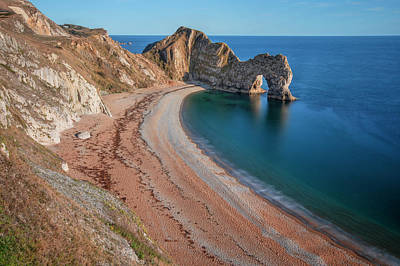 Photograph - Durdle Door In Summer by Joana Kruse