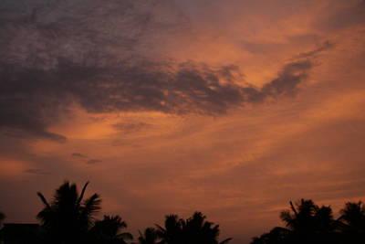 Bangalore Photograph - Dusk @ Bangalore by Ravinder Mandayam