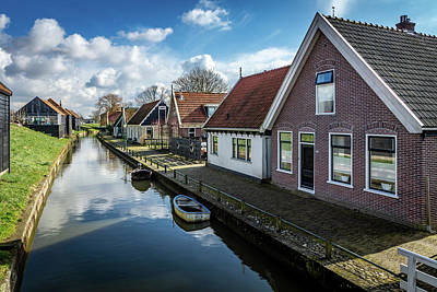 Photograph - Dutch Life by Framing Places