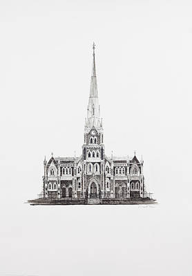 Dutch Reformed Church Graaff-reinet Art Print