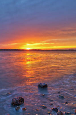 Photograph - Duxbury Bay by Juergen Roth