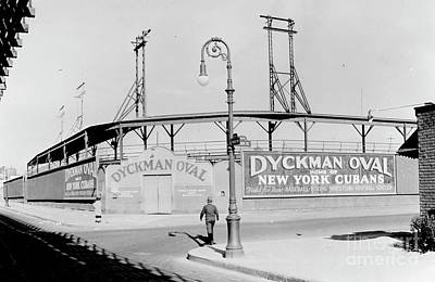 Photograph - Dyckman Oval by Cole Thompson