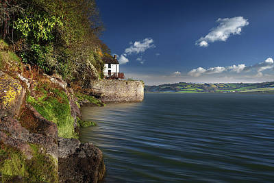 Photograph - Dylan Thomas Boathouse 6 by Phil Fitzsimmons