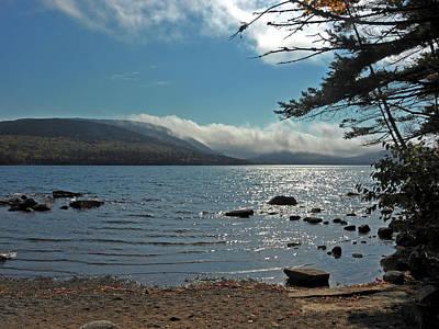Photograph - Eagle Lake by Paul Mangold
