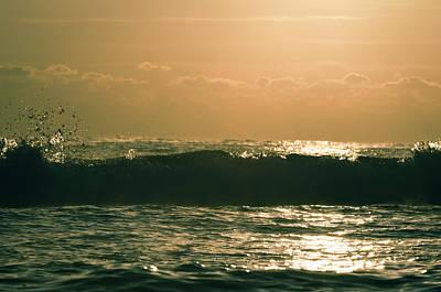 Early Morning Delray Beach Atlantic Ocean Waves 4159 Original
