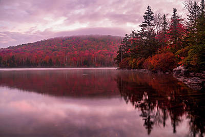 Photograph - Early Morning Kettle Pond by Tim Kirchoff