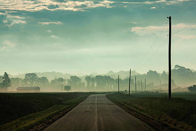 Photograph - Early Sunday Morning by Todd Klassy