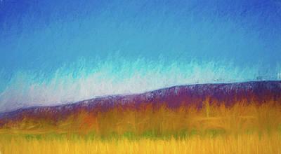 Digital Art - Earth And Sky by Jason Fink