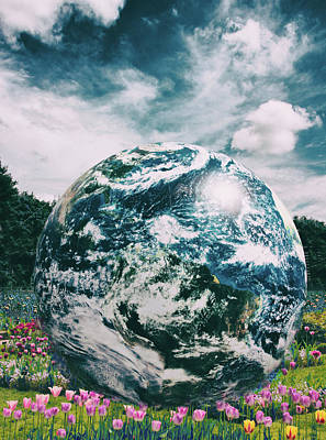 Photograph - Earth Day by Jessica Jenney