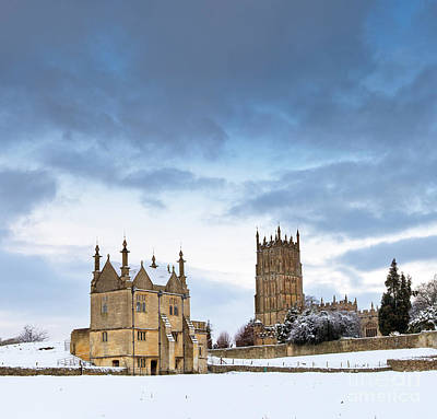 Photograph - East Banqueting House Chipping Campden by Tim Gainey