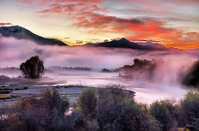 Photograph - East Idaho by Leland D Howard