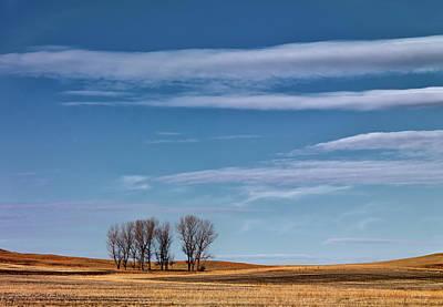Photograph - East Montana by Leland D Howard
