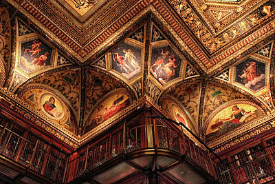 Photograph - East Room Splendor by Jessica Jenney