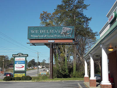 Photograph - Easter -we Believe  by Matthew Seufer