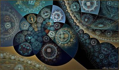 Digital Art - Ecclesiastes by Missy Gainer