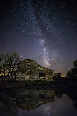 Photograph - Echoes Of The Past  by Aaron J Groen