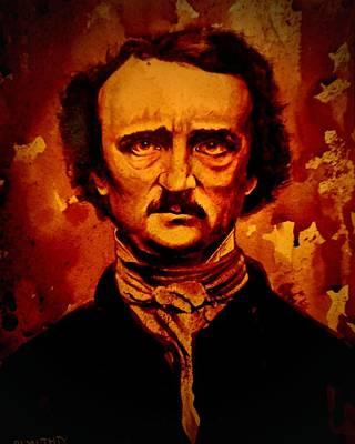 Edgar Allan Poe Fresh Blood Original