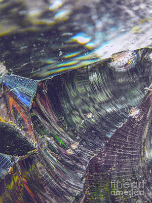 Photograph - Edges Of Glass by Phil Perkins