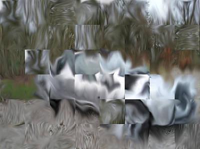 Digital Art - Edit12 by Richard Reeve