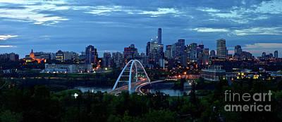Advertising Archives - Edmonton Downtown Skyline July 2019 by Terry Elniski