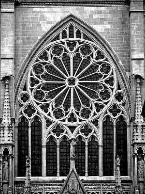 Photograph - Eglise by Jorg Becker