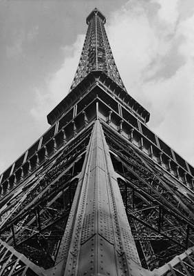 Photograph - Eiffel Tower by Keystone