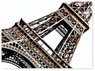 Photograph - Eiffel Tower, Paris by J.castro