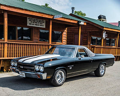 Art Print featuring the photograph El Camino by Michael Sussman