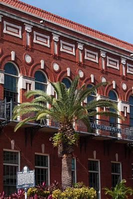 El Centro Espanol De Tampa Art Print