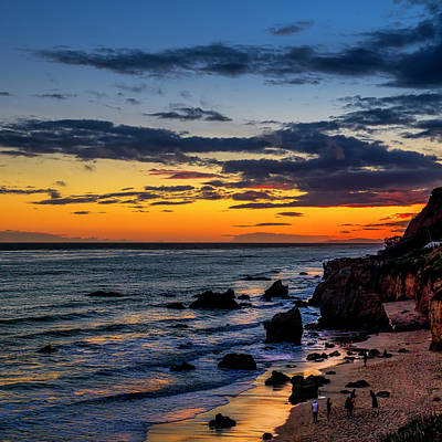 Photograph - El Matador Gold by Gene Parks