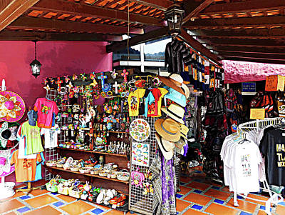 Photograph - El Mercado En Mazatlan2 by Emmy Marie Vickers