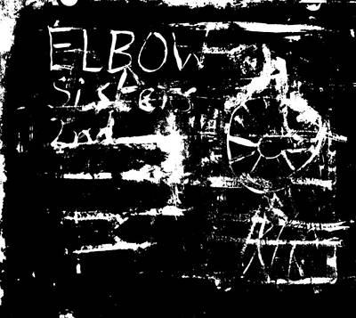 Digital Art - Elbow Sisters 2nd Windmill On Black by Artist Dot