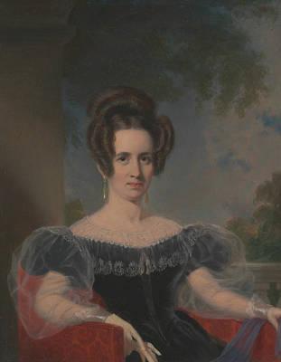 Painting - Elizabeth Howard by Thomas Phillips