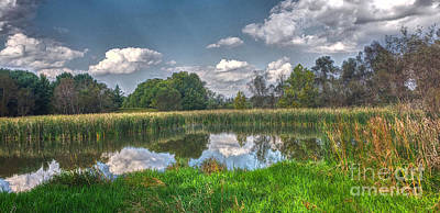 Photograph - Ellis Pond by Jeremy Lankford