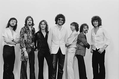 Photograph - Elo Discovery Video Shoot by Fin Costello