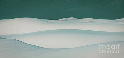 Photograph - Emerald Dunes by Doug Sturgess