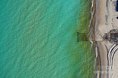 Royalty-Free and Rights-Managed Images - Empire Aqua Aerial by Twenty Two North Photography