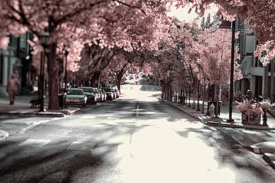 Photograph - Empty Street by Dan Urban