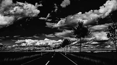 Photograph - En Route by Jorg Becker