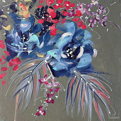 Painting - Enchanted by Nikol Wikman