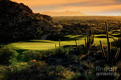Photograph - End Of Day Stone Canyon by Scott Kemper