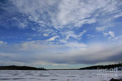 Photograph - Endless Sky by Suzanne Lorenz