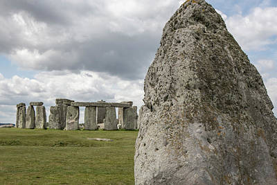 Photograph - Englands Stonehenge by John McGraw