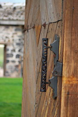 Photograph - Entrance To Cove Fort by Colleen Cornelius